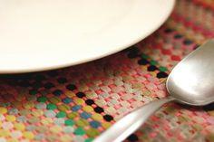 Respiracion : the cameo kid #pattern #spoon #photography #colors #barcelona #cameokid #organic