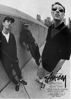 stussy #fashion #adverisements #editorial