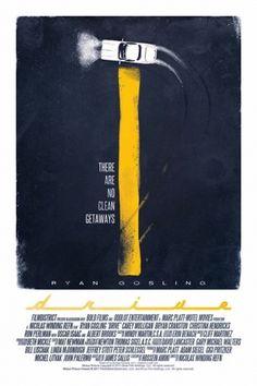 Tumblr #drive #poster