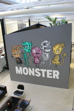 monster production company