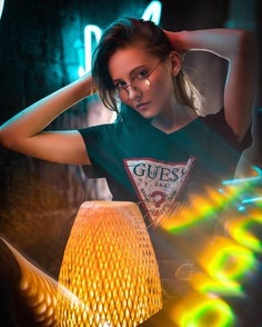 Vibrant Fashion and Street Style Photography by Andrey Trifonov