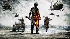Battlefield Bad Company 2 Vietman Key Art
