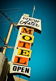 Old School American Signage | Abduzeedo | Graphic Design Inspiration and Photoshop Tutorials #america #sign #signage #type #typography