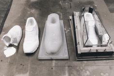 #airmar1 #nike #sneakers #art #3d #shoe #concrete #printing #design #handmade #craft #airnax