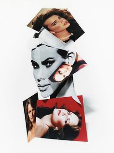 06 July 2012 - M O O D #brooke #sculpture #rampling #shields #charlotte #fashion
