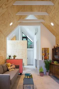 living room, Best Practice Architecture