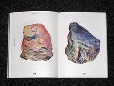 MOTTO DISTRIBUTION » Blog Archive » Berlin Art Prize 2013 #rocks #minerals #book