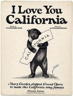 File:ILoveYouCalif.jpg - Wikimedia Commons #cover #illustration #vintage