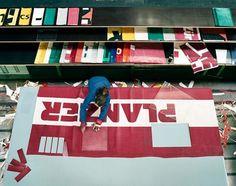Produktion | FREITAG #freitag #canvas #bags #lorry