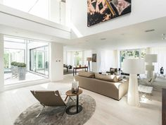 Elegant and LightInfusedFully Renovated Villa in Belgium