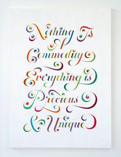 Pagan & Sharp #sharp #pagan #lettering #script #& #typography