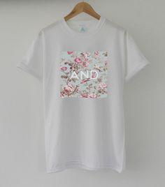 Comments: #fashion #tshirt #floral #apparel