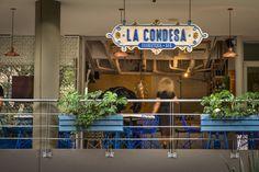 La Condesa Charcuteria #interiors