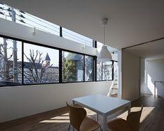 Asakusa Apartment by PANDA #interior #minimalist