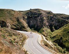 rollin on down #road #bike #landscape