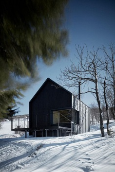Small Mountain Lodge for Short-Term Guests 2