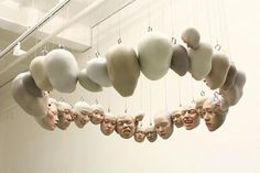 Choi Xooang | Colossal #scupture #installation