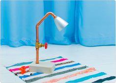 #lamp #pipe