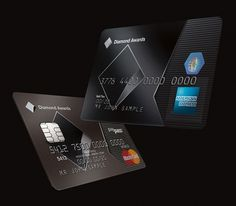 CBA Credit Card Range on the Behance Network #credit #card #core #design #plastics #dual