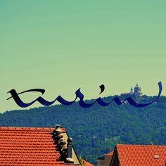 www.letteringvscalligraphy.com #turin #calligraphy #torino