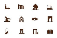 Romualdo Faura / Iconos 1 #murcia #spain #romualdo #pictograms #signage #faura