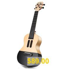 Populele #23 #Inch #Ukulele #APP #LED #Bluetooth #USB #Smart #Ukulele #Italian #Aquila #Nylon #Strings #Ukulele