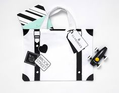 Creative Review - Claridge's rebrand #bag #brand #claridges