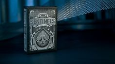 Sentinels - Playing Cards by theory11 - theory11.com #ace #cards #playing #sentinels