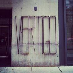 Vertigo #vertigo #typo #typography