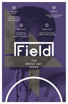 FIELD, The Matchday Magazine