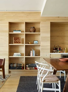 interior design / Carney Logan Burke Architects
