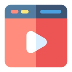 See more icon inspiration related to video, ui, music and multimedia, play button, video player, multimedia option, movie, interface and multimedia on Flaticon.