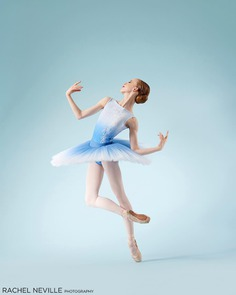 Winsome Dance and Ballet Photography by Rachel Neville