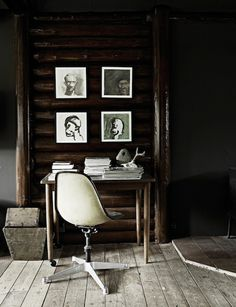 Graphic ExchanGE a selection of graphic projects #interior #chair #furniture #desk #workspace