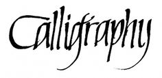 All sizes | Calligraphy | Flickr - Photo Sharing! #calligraphy #ink #pen #italics #calligraphic