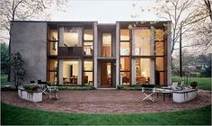 What Price an Authentic Louis Kahn House? - New York Times #architecture #louis kahn #esherick house