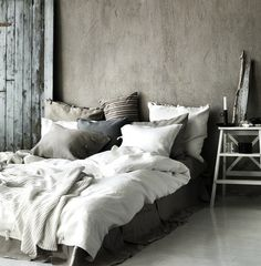 Tumblr #interior #wood #pillow #nature #bed #room