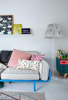 IKEA PS, hints of colour