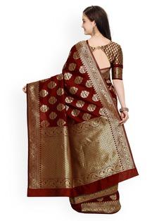Trendy Banarasi Sarees for wedding 2020
