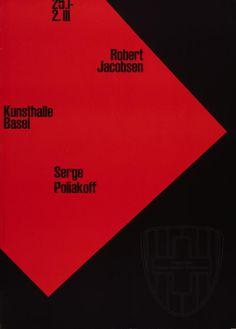 Armin Hofmann #hofmann #poster #armin