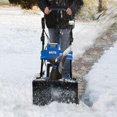Snow Joe Cordless Snow Blower #gadget #snow #homen