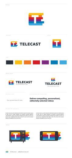 Telecast ednacional identity overview 01 #identity