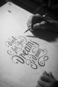 CJWHO ™ (Hand Lettering by Christopher Vinca Christopher...) #quote #design #lit #illustration #art #typography