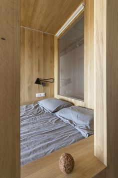 Two Room Apartment for a Young Man / Ruetemple