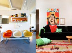 orange decor #interior #design #decor #deco #decoration