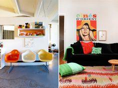 orange decor #interior #design #decor #deco #decoration