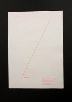Graphic Design Festival Breda : Rob van Hoesel