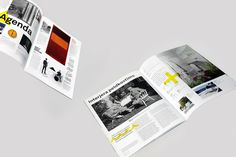 Modernists magazine #design #graphic #layout #magazine #typography