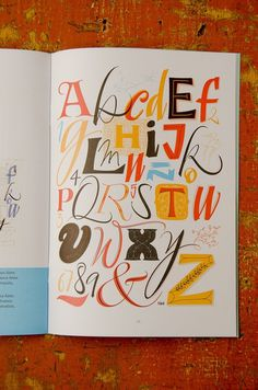 Lettering #type