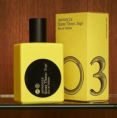 Monocle #packaging #parfum #fragrance